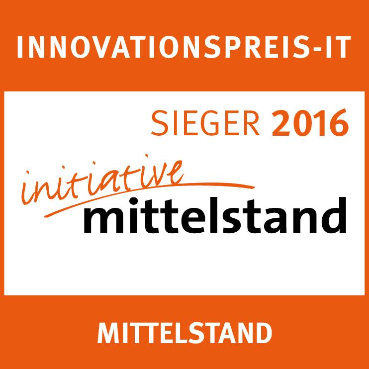 Innovationspreis IT Sieger 2016