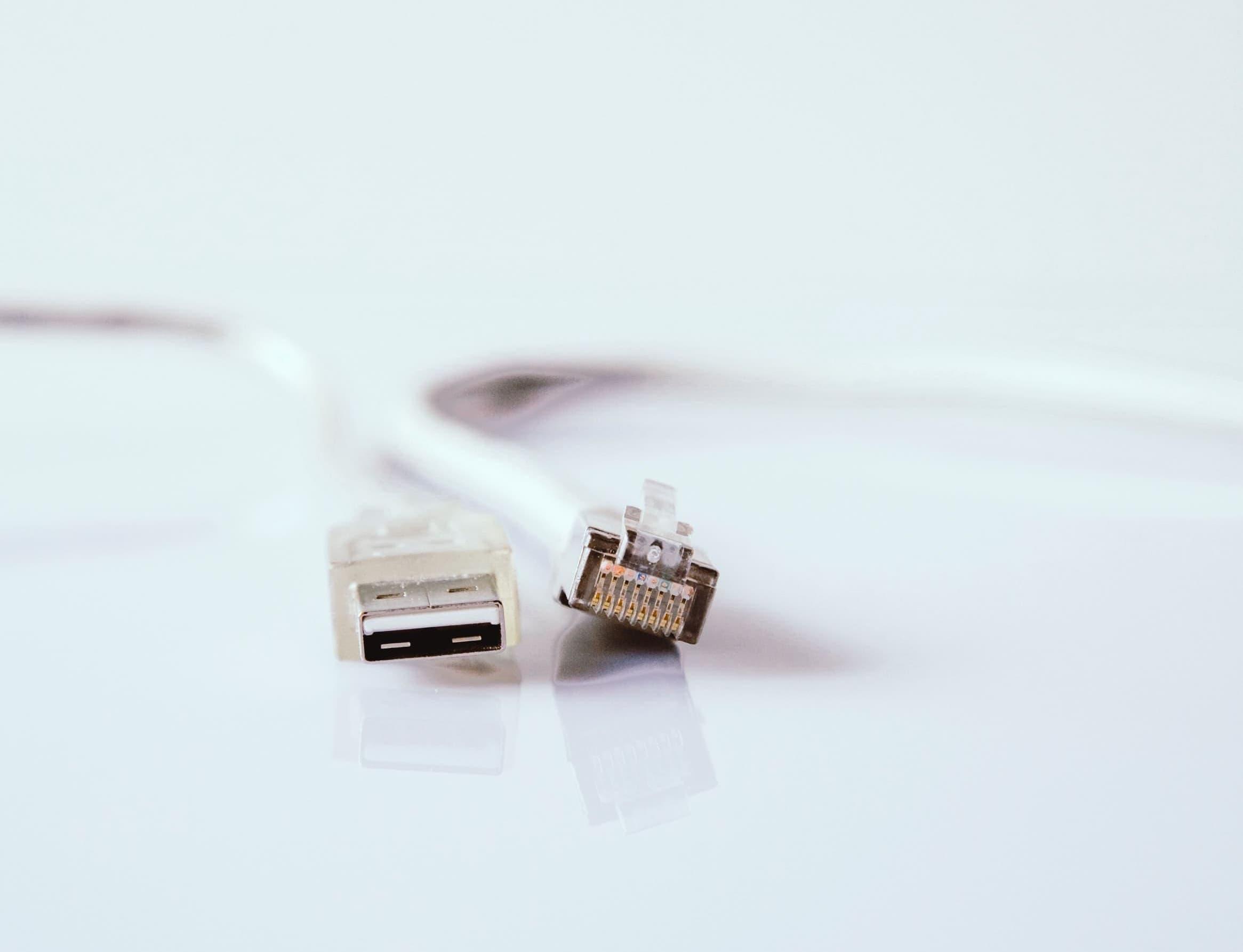 Internetkabel Cloud Telefonanlage