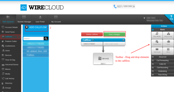 WIRECLOUD Zoho CRM Integration