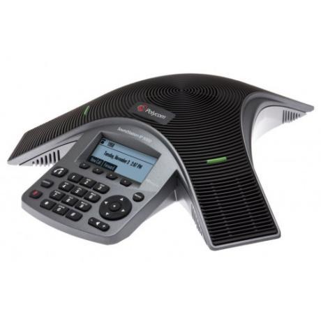 Polycom SoundStation IP 5000 (SIP) Konferenztelefon