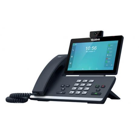 Yealink T58V SIP-IP Telefon mit Kamera | WIRECLOUD