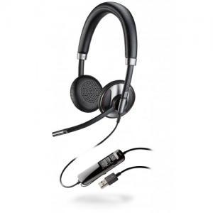 Plantronics Blackwire 725 mit Active Noise Cancelling